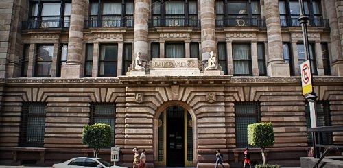 banxico edificio banco de mexico