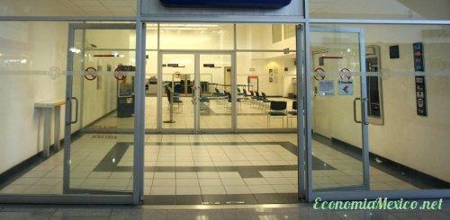 banco cerrado