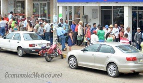 bancos navidad mexico