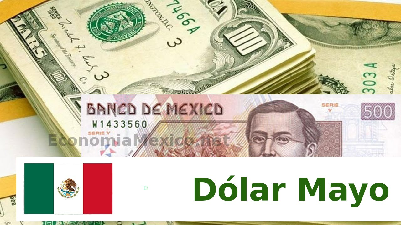 Dólar y Euro en México, ganaron en Mayo 2018