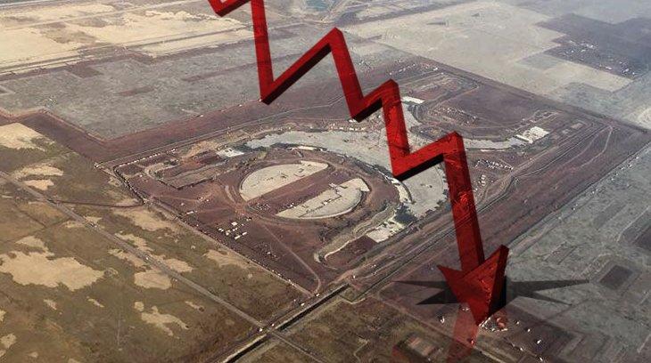 Peso mexicano y Bolsa se desploman por Aeropuerto/AMLO